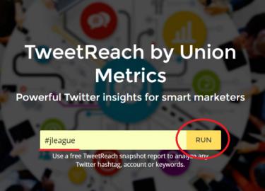 Twitterでどのハッシュタグを付けるか迷った時に使える解析ツールTweetReach
