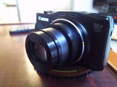 【簡単アレンジ撮影】デジカメ・Canon PowerShot SX710 HS の「クリエイティブフィルターモード」を使ってみた