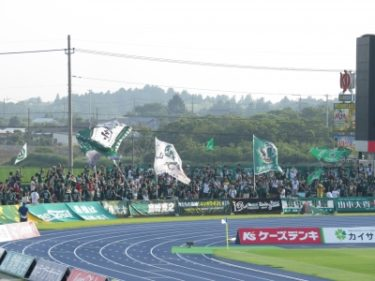 水戸ホーリーホックvs松本山雅FCをみてきましたレポ 2016年7月3日