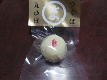 【食レポ】つくば丸ゆば(有限会社豆庄@茨城県土浦市)