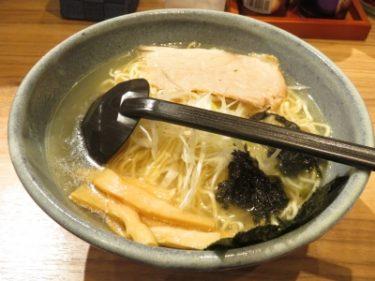 【ラーメン麺活レポ】らーめん鷹の爪 新千歳空港店@北海道千歳市